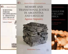 Memory Politics and Transitional Justice (13 Book Series)
