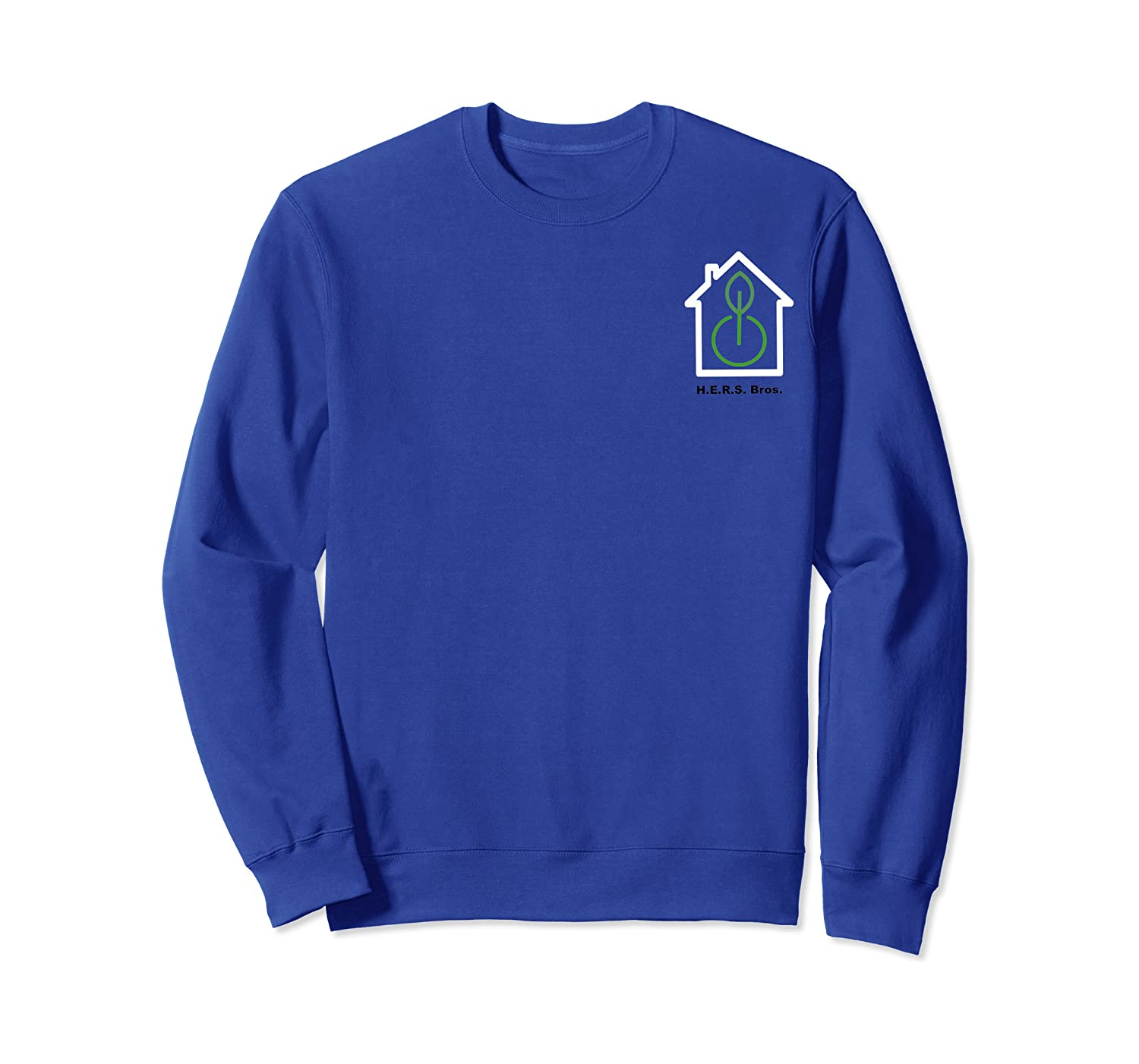 S Hers Bros Home Energy Rating System T-shirt Crewneck Sweater