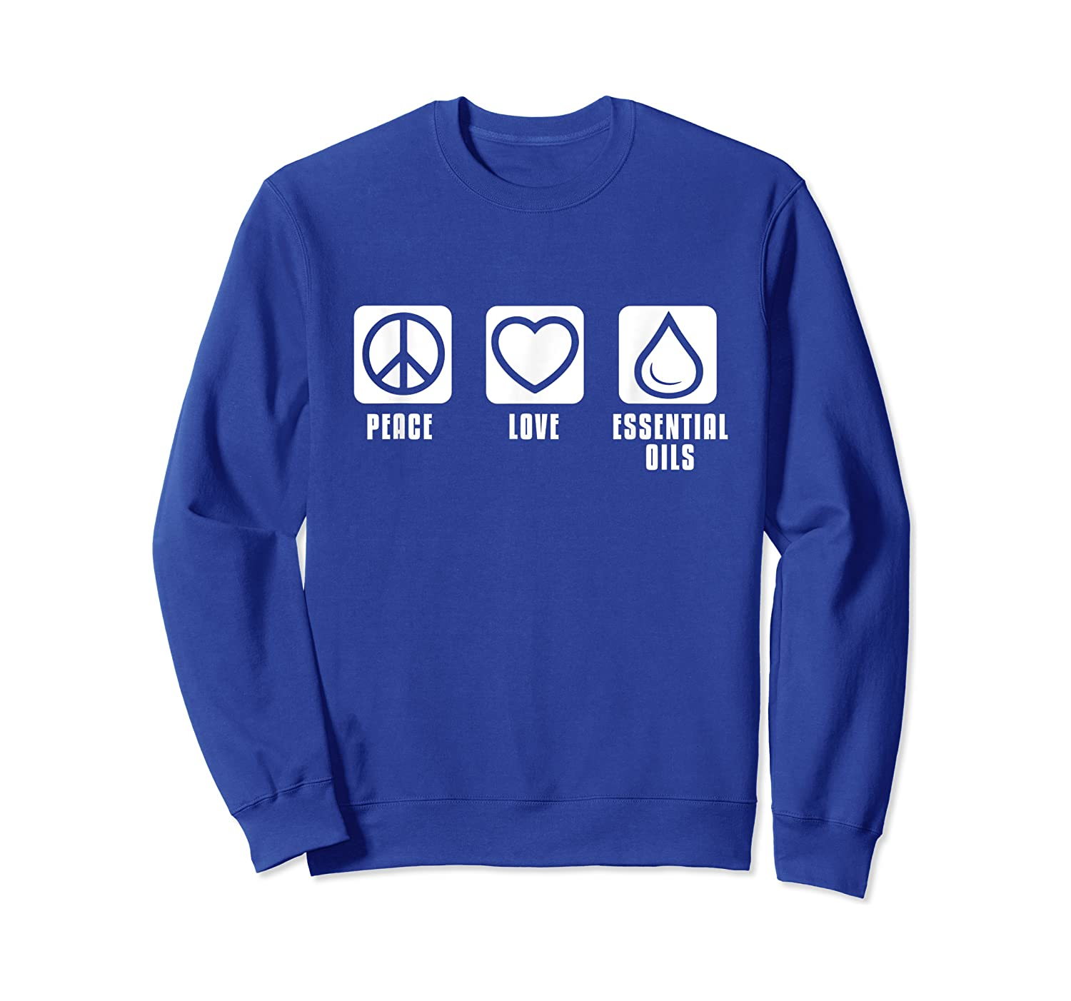 Essential Oil Gifts Shirts Crewneck Sweater