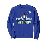 Gardening Flower Garden Gift For Gardener Shirts Sweatshirt Royal Blue