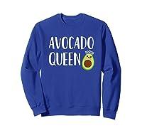 Themed Gift Girls Funny Queen Shirts Sweatshirt Royal Blue