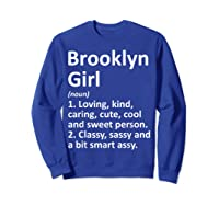 New York Funny City Home Roots Gift Shirts Sweatshirt Royal Blue