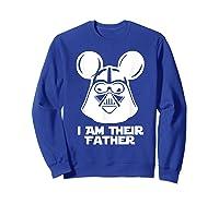 Fa Funny Sci Fi Movie Parody Shirts Sweatshirt Royal Blue