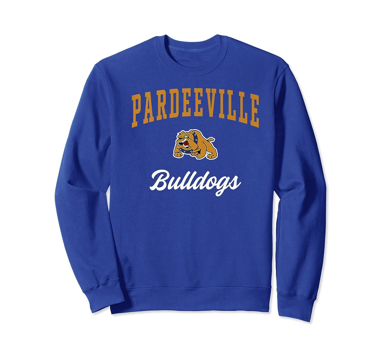 Pardeeville High School Bulldogs Premium T-shirt Crewneck Sweater