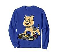 Airedale Terrier Gamer Gaming Videogames Kawaii Gift T-shirt Sweatshirt Royal Blue