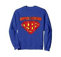 Super Legend 1988 Comic Hero - T-shirt Sweatshirt Royal Blue