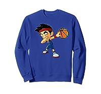 Dabbing Basketball Boy Player Australia Flag Funny Dab Dance Premium T-shirt Sweatshirt Royal Blue