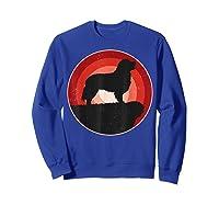 Bernese Mountain Dog Gifts Shirt For & T-shirt Sweatshirt Royal Blue