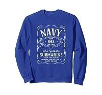 Gurnard Ssn 662 Sub Shirts Sweatshirt Royal Blue