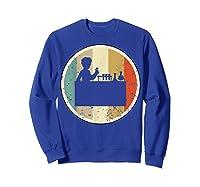 Laboratory Chemist Technician Science Scientist Research Job T-shirt Sweatshirt Royal Blue