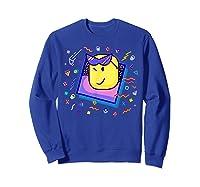 Radblox T-shirt Sweatshirt Royal Blue