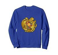 Aria Coat Of Arms Emblem On Shirts For & Tank Top Sweatshirt Royal Blue