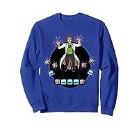 Mario Lab Twitch T Shirts Sweatshirt Royal Blue