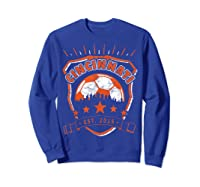 Vintage Cincinnati Soccer Sport Fan Gift Idea Fc 513 Shirts Sweatshirt Royal Blue