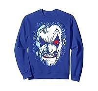 Lobo In Lo Face T-shirt Sweatshirt Royal Blue