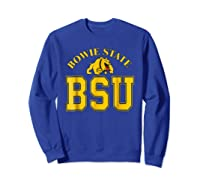 Bowie State 1865 University Apparel Shirts Sweatshirt Royal Blue