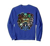 Terraria Boss Rush Hardmode Edition Shirts Sweatshirt Royal Blue