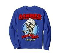 Achmed The Dead Terrorist Fresno, Ca Shirts Sweatshirt Royal Blue