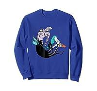Merman T Shirt Gayer Mer Beard Gay Ginger Shirt Sweatshirt Royal Blue