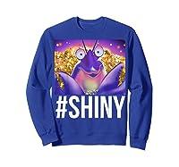 Disney Moana #shiny Tamatoa Portrait T-shirt Sweatshirt Royal Blue