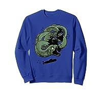 Scp 3000 Ananteshesha Scp Foundation Shirts Sweatshirt Royal Blue
