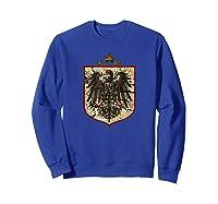 German Imperial Eagle Shirts Sweatshirt Royal Blue