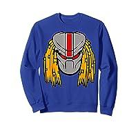 The State Of Ohio Loves The Predator Shirts Sweatshirt Royal Blue