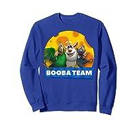 Booba Team Friendship Cheese For Girls Birthday Gift Shirts Sweatshirt Royal Blue
