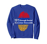Arian Genocide 2019 Shirts Sweatshirt Royal Blue