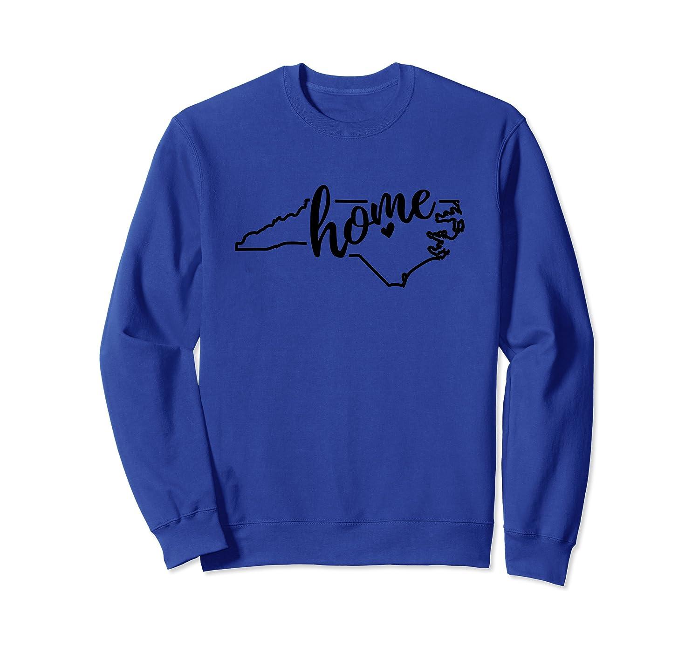 North Carolina Home - North Carolina Sweatshirt