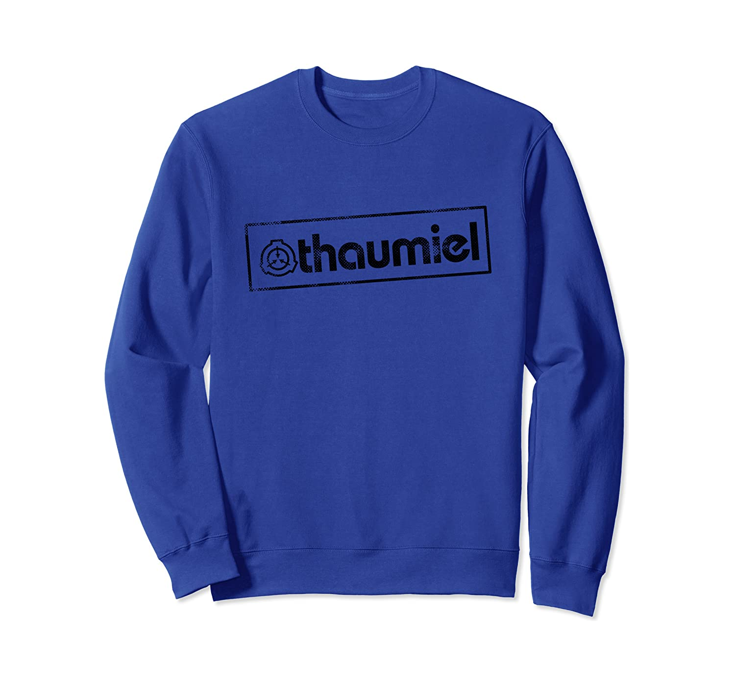 Amazon Com Scp Foundation Object Class Thaumiel Sweatshirt Clothing Become a patron of thaumiel games today: scp foundation object class thaumiel