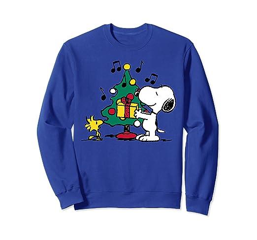 Peanuts Weihnachten Snoopy mehr Cookies Sweatshirt