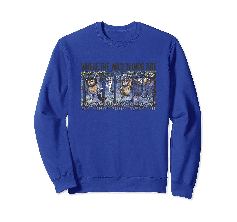 Where the Wild Things Are Hang Sweatshirt