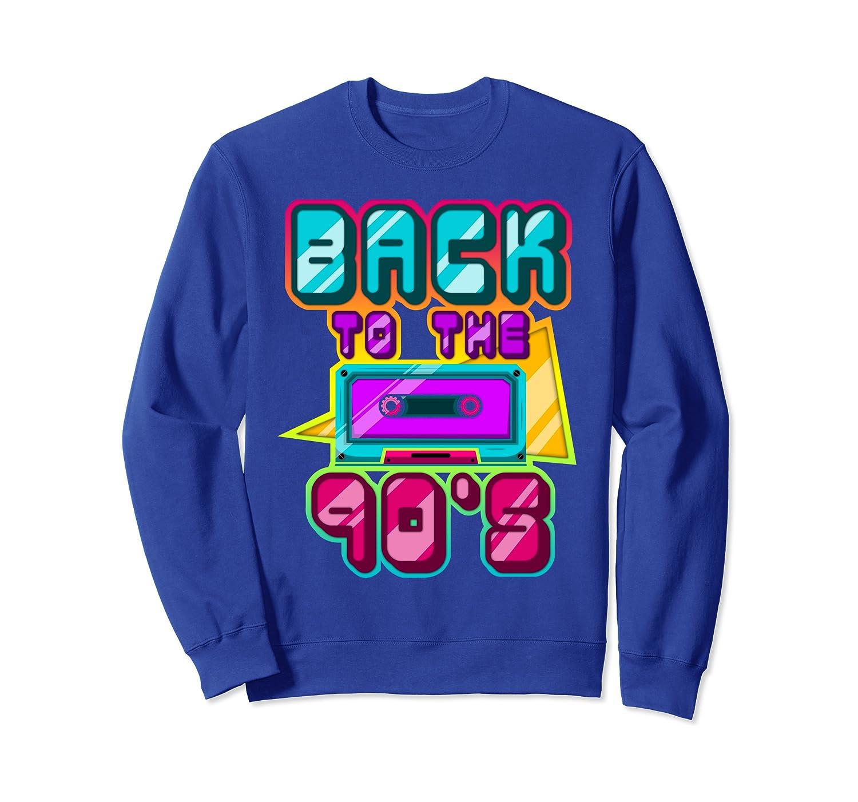 Back to the 90s f/ür Kinder der 90er mit Graffiti Sweatshirt