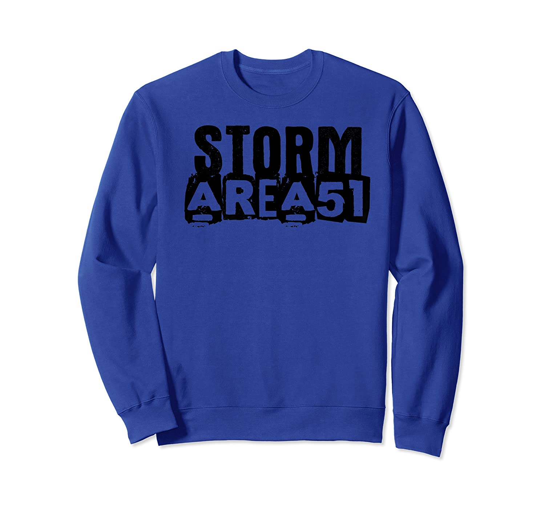 Storm Area 51 - Alien Awareness Truth Event Premium T-shirt Crewneck Sweater
