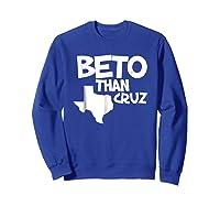 Vote For Beto Loteria Card, Orourke For Texas Senate Shirts Sweatshirt Royal Blue