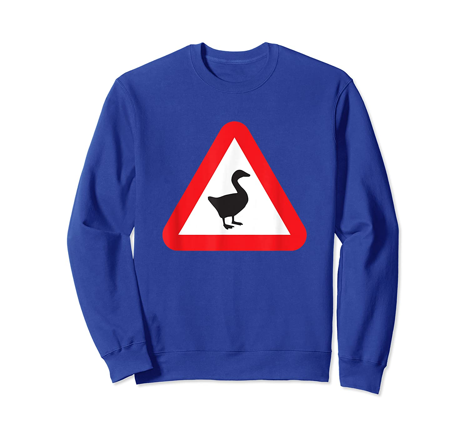 Untitled Goose Game Graphic Shirts Crewneck Sweater