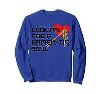 Japanese Ra Noodles Looking For A Ra Tic Soul T Shirt Sweatshirt Royal Blue