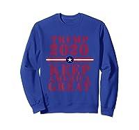 Donald Trump Election Day Shirt Unisex Trump T Shirt Sweatshirt Royal Blue