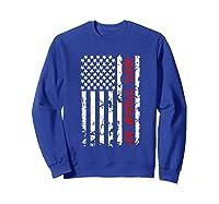 Anti Af Trump Impeach Trump T Shirt Sweatshirt Royal Blue