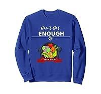 Can T Get Enough Of Soul Food Vegan Vegetarian T Shirt Sweatshirt Royal Blue