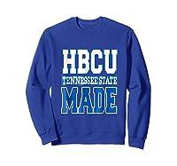 Tennessee Hbcu State University T Shirt Sweatshirt Royal Blue