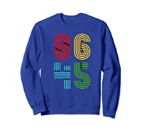 Impeach Trump T Shirt Not My President 86 45 Anti Donald Sweatshirt Royal Blue
