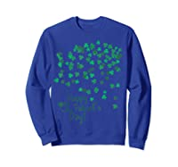 Happy St Saint Patrick S Day T Shirt T Shirt Sweatshirt Royal Blue
