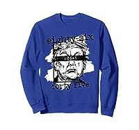 86 45 Impeach Trump Not My President 8645 T Shirt Sweatshirt Royal Blue