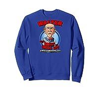 Walter Airway Heights Wa Raglan Baseball Ts Shirts Sweatshirt Royal Blue