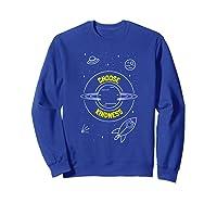 Choose Kindness Kind Wonder Anti Bullying Shirts Sweatshirt Royal Blue