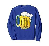 I Like Beer Shirt Professional Drinker Shirt Craft Beer Tee Sweatshirt Royal Blue