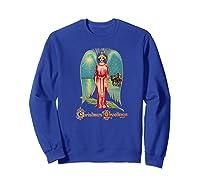 Christmas Angel Magi Three Wise Premium T-shirt Sweatshirt Royal Blue