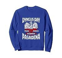 Pasadena California Dyngus Day Polish Eagle Tank Top Shirts Sweatshirt Royal Blue